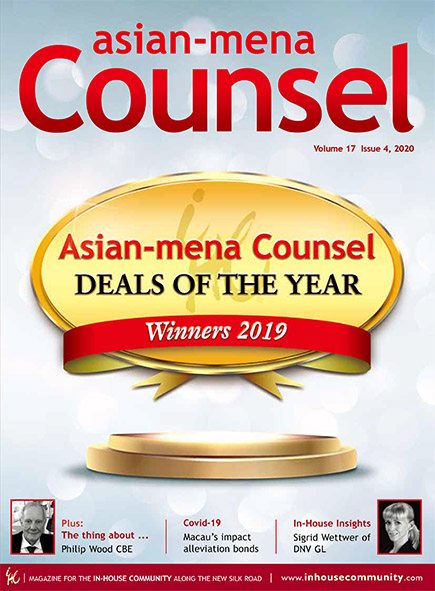 Asian-mena Counsel - Deals of the Year Report 2019