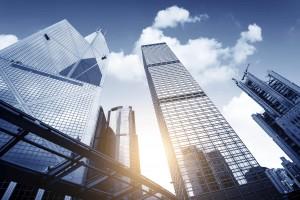 Hong Kong's skyscrapers