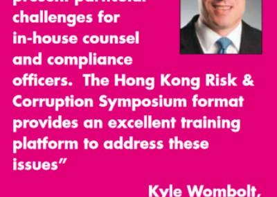 Kyle Wombolt In-House Community Testimonial