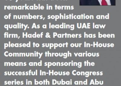 Sadiq Jaffar In-house Community Hadef Testimonial