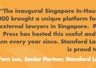 Stamford Morgan Law Suet Fern inhousecommunity Testimonial