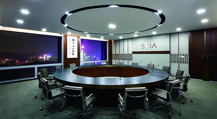 SCIA room