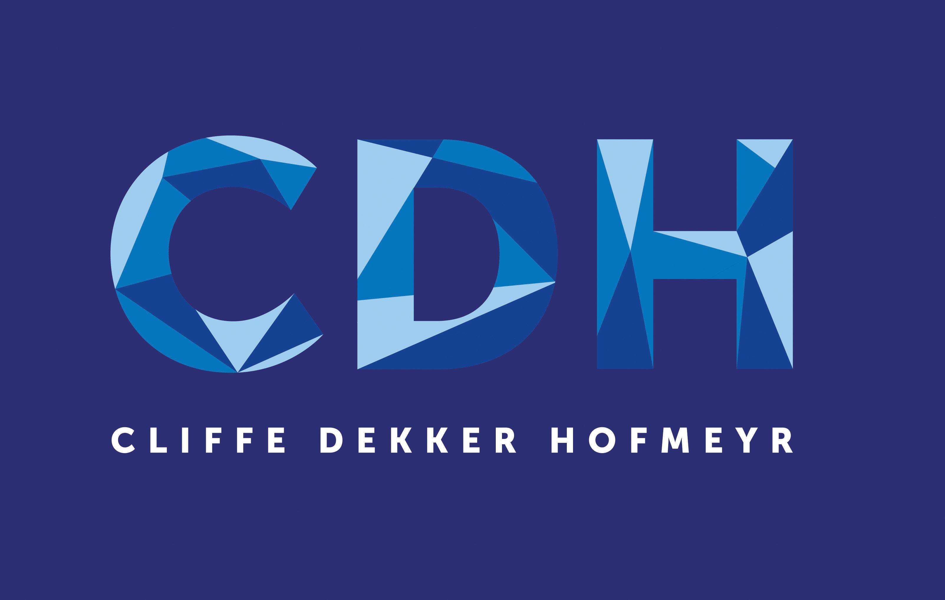 CDH logo on BLUE RGB