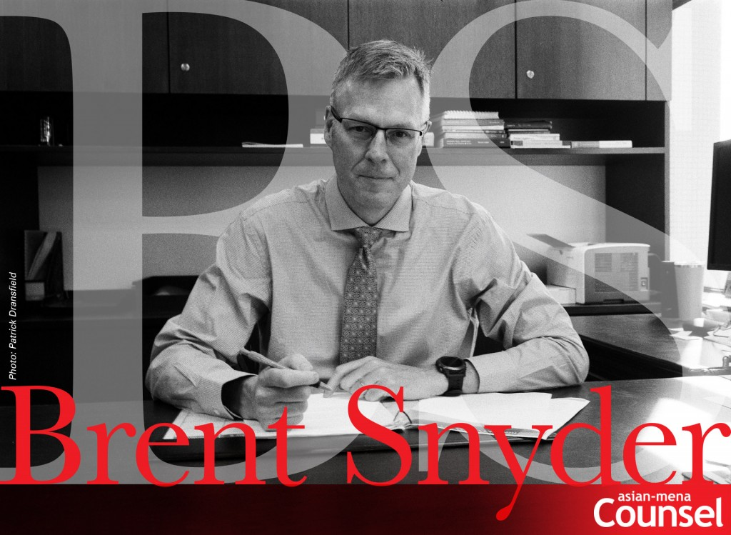 Q&A Brent Snyder