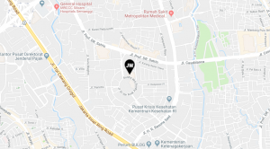 Jakarta Map 2018