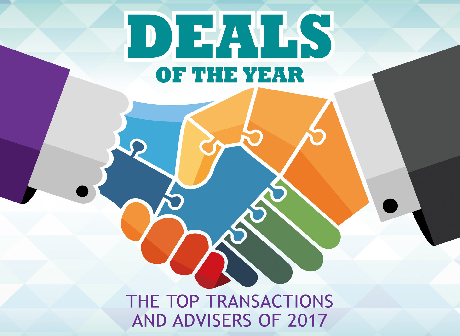 Deals of the year 2017