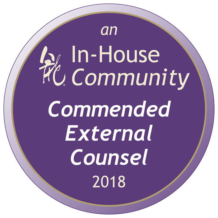 Commended External Counsels of the Year 2018 -(1)