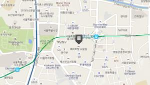 Seoul 2018 Map