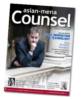 Asian-mena Counsel Sep 2018 Legal Innovation Technology Report
