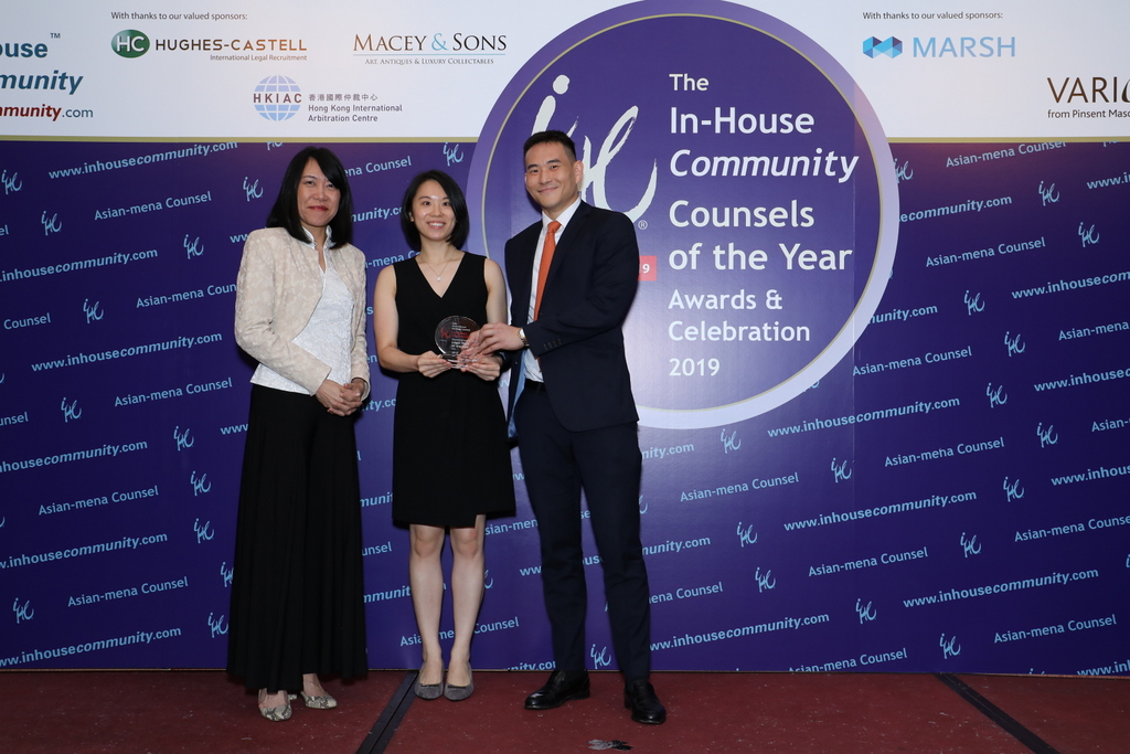 In-House Community Counsels of the Year Awards 2019: Winners