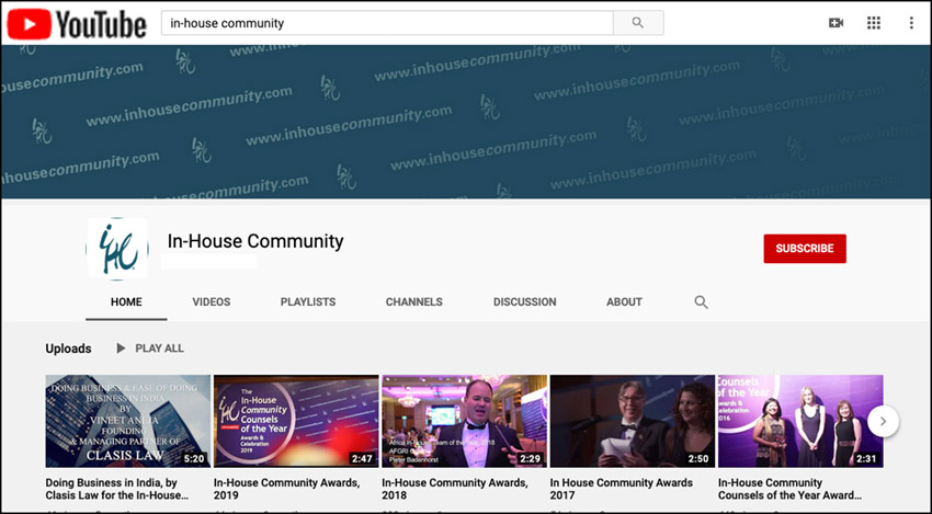YouTube_In-House_Community