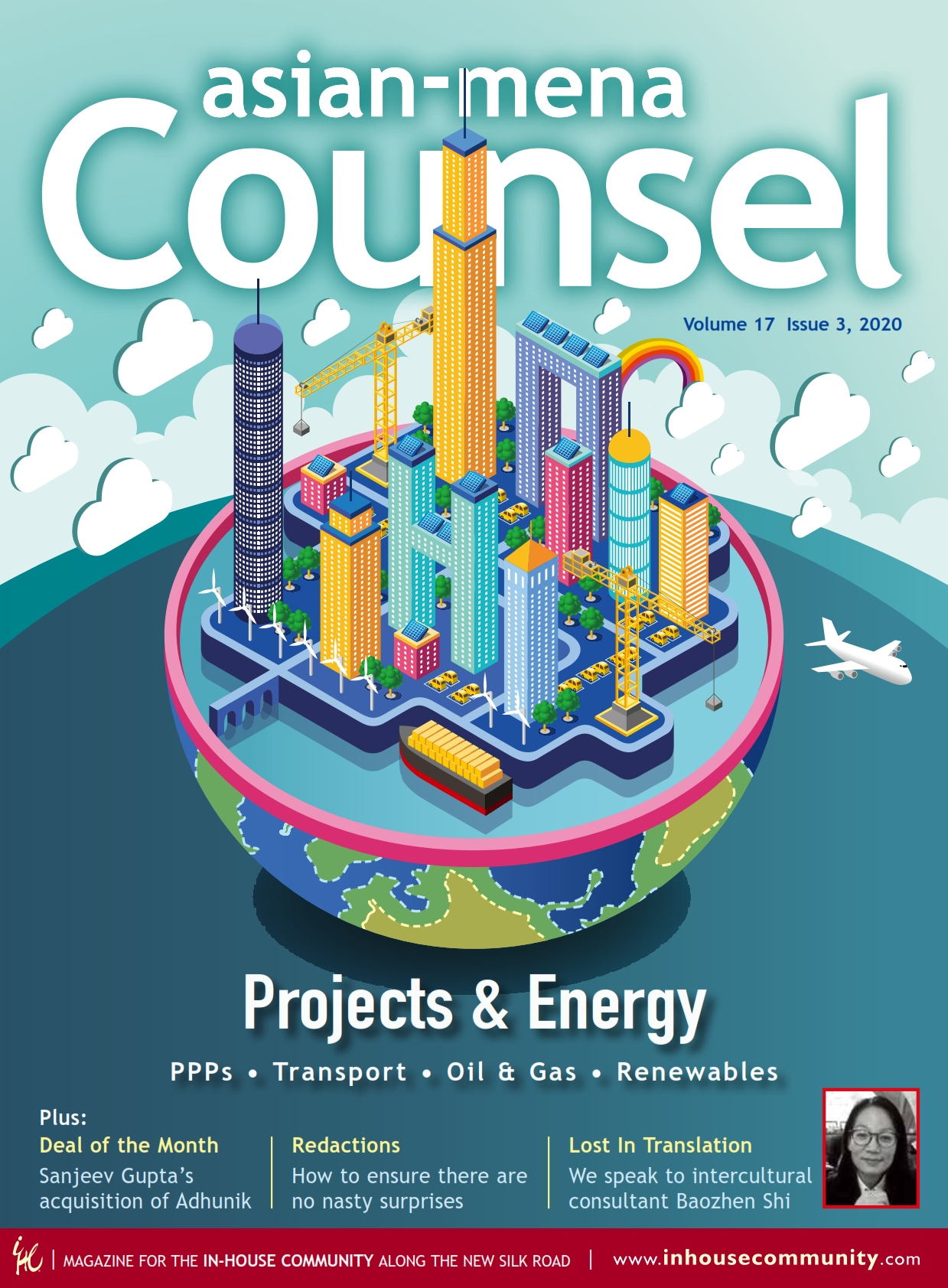 Asian-mena Counsel - Projects & Energy Report 2020