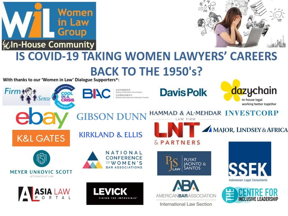 Presentation: Women in Law Dialogue Series - Aug 2020 Webinar - In-House Community