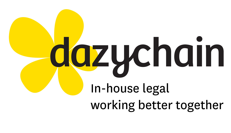 dazychain Logo with tagline