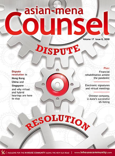 Asian-mena Counsel - Dispute Resolution
