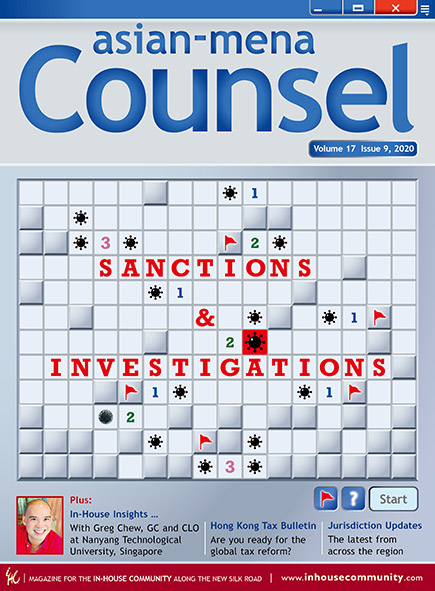Asian-mena Counsel - Sanctions & Investigations