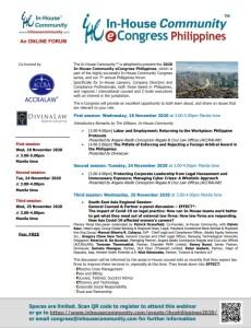 Philippines invite