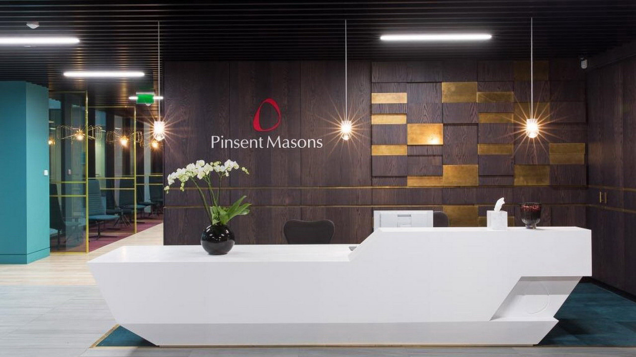 Global law firm Pinsent Masons has chosen 2030 as the target for cutting its absolute carbon emissions by a minimum of 50%.