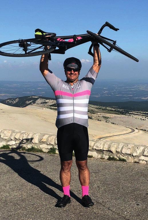 Nick Tomlinson Bike